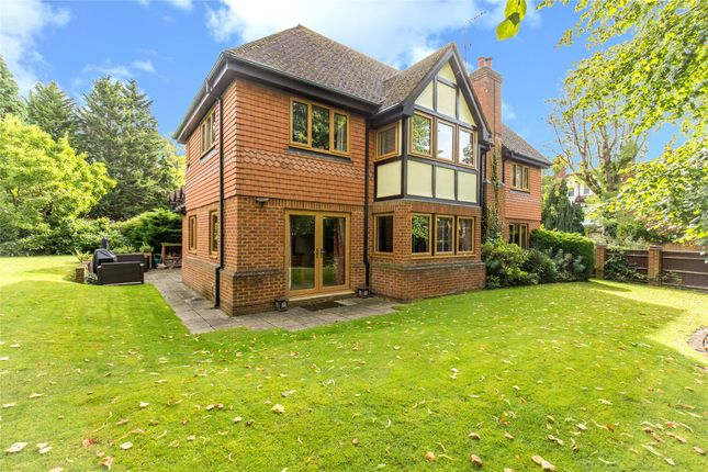 Thumbnail Detached house for sale in Gresham Close, Oxted, Surrey