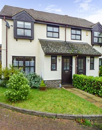 Thumbnail Semi-detached house to rent in The Beeches, Woodhead Drive, Cambridge