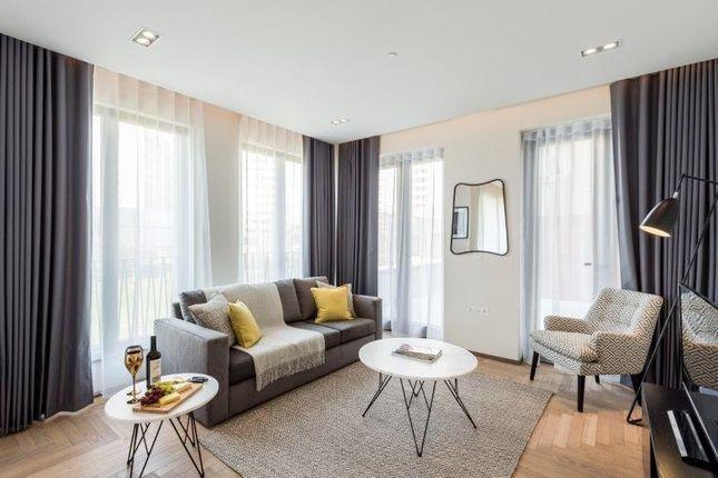 Thumbnail Flat to rent in 5 Lewis Cubitt Walk, London
