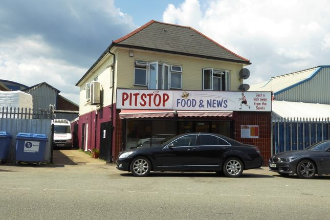Thumbnail Retail premises to let in Belvidere Road, Southampton