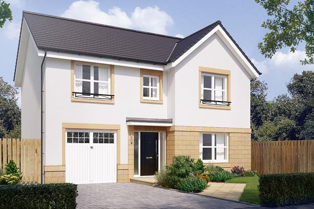 Thumbnail Detached house for sale in Norbury Pitdinnie Grange, Cairneyhill, 8Rf