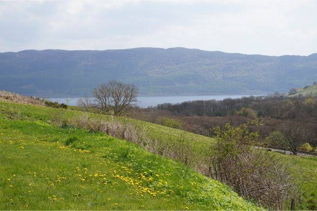 Thumbnail Terraced house for sale in Drumnadrochit, Inverness