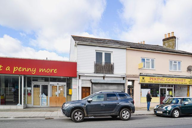 Thumbnail Retail premises for sale in 6 & 6A Victoria Road, Southampton