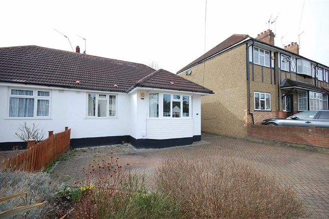 Thumbnail Semi-detached bungalow to rent in Lime Grove, Ruislip