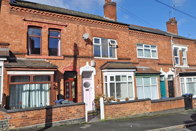 Thumbnail Terraced house to rent in Regent Street, Stirchley, Birmingham