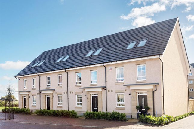"Thumbnail End terrace house for sale in ""Newburgh"" at Liberton Gardens, Liberton, Edinburgh"