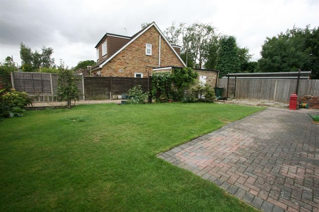 Rear Garden of The Meads, Bricket Wood, St. Albans AL2