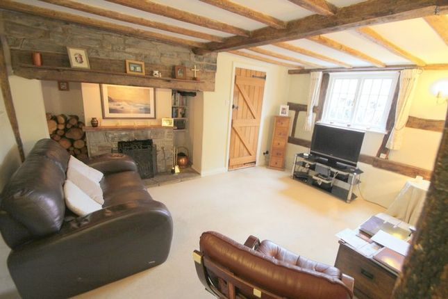 Thumbnail Cottage for sale in Chapel Row, Chapel Street, Welford On Avon, Stratford-Upon-Avon