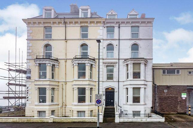 Thumbnail Flat to rent in Carlisle Road, Bridlington, North Humberside