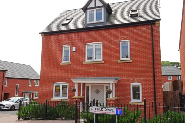 Thumbnail Detached house for sale in Field Drive, Smalley, Derbyshire