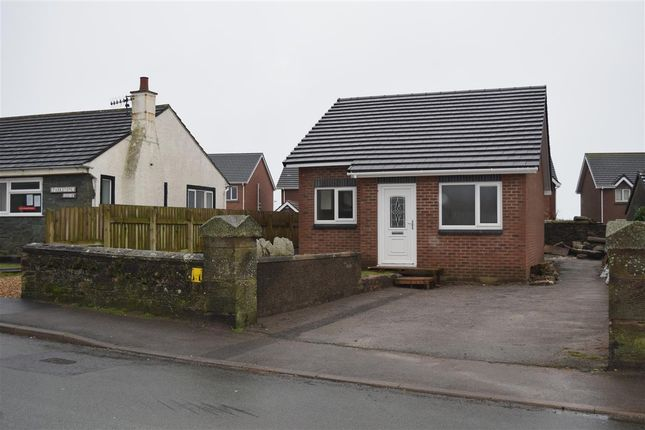 Thumbnail Detached bungalow for sale in The Bungalow, The Banks, Seascale