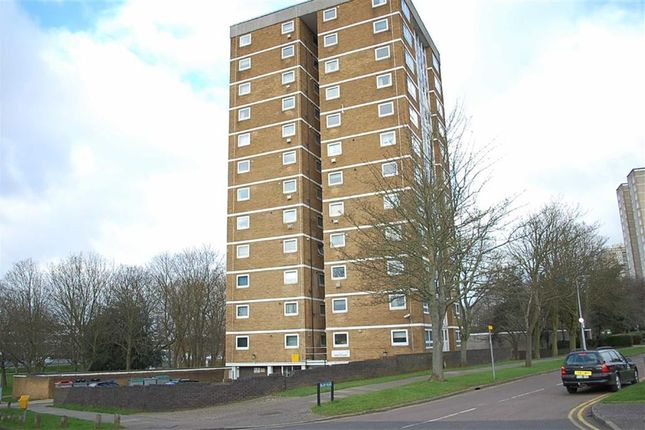 Thumbnail Flat to rent in High Plash, Stevenage, Herts