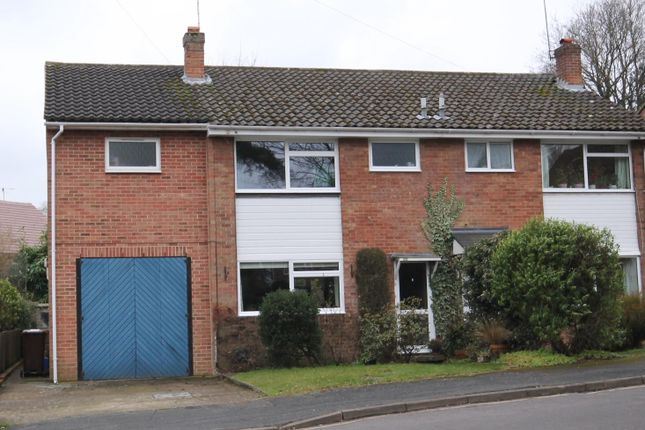 Thumbnail Semi-detached house for sale in Abbey Way, Farnborough