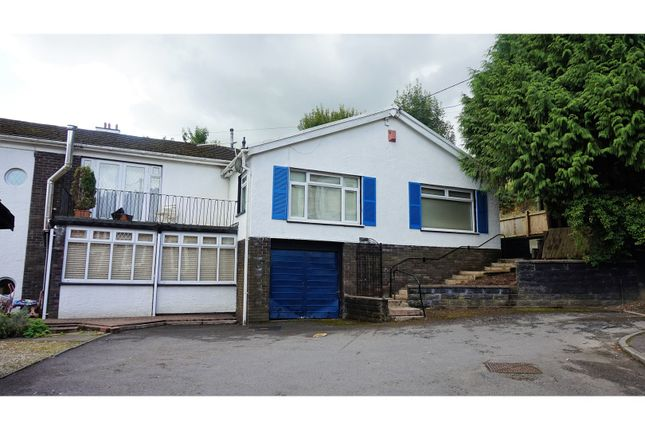 Thumbnail Bungalow for sale in Upper Canning Street, Ton Pentre