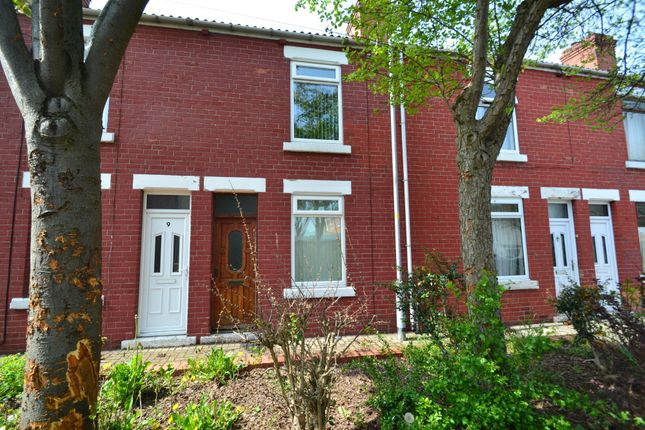 Thumbnail Terraced house to rent in Powell Street, South Kirkby, Pontefract