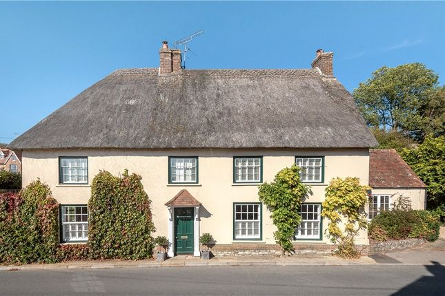 Thumbnail Detached house for sale in Main Road, Tolpuddle, Dorchester