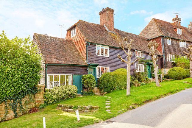 Thumbnail Semi-detached house for sale in Bird In Hand Street, Groombridge, Tunbridge Wells, Kent