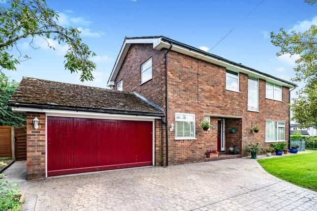 Thumbnail Detached house for sale in Well Lane, Lower Stretton, Warrington, Cheshire