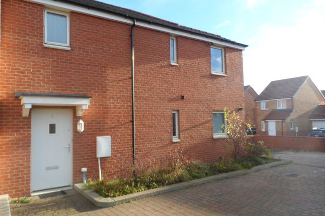Thumbnail Semi-detached house for sale in Queensborough Square, Newcastle Upon Tyne