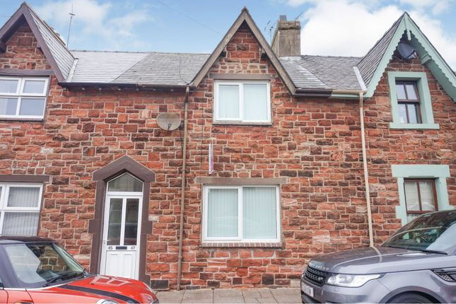 Thumbnail Terraced house for sale in South Row, Barrow-In-Furness