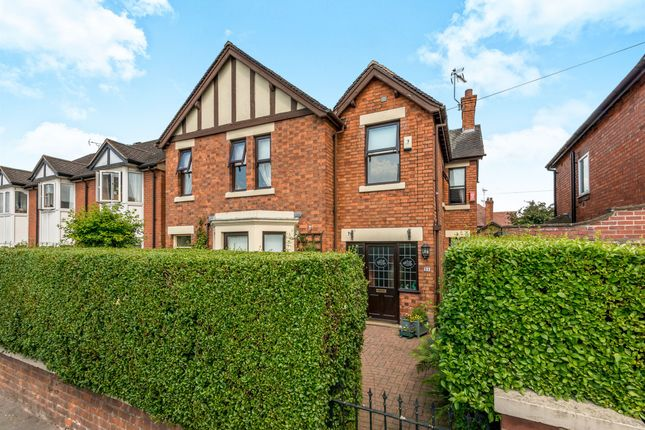 Thumbnail Detached house for sale in High Street, Uttoxeter