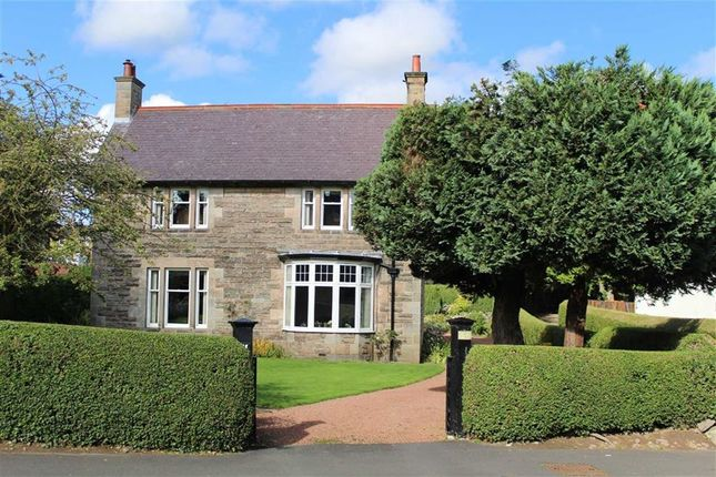 Thumbnail Detached house for sale in Ryecroft Way, Wooler, Northumberland
