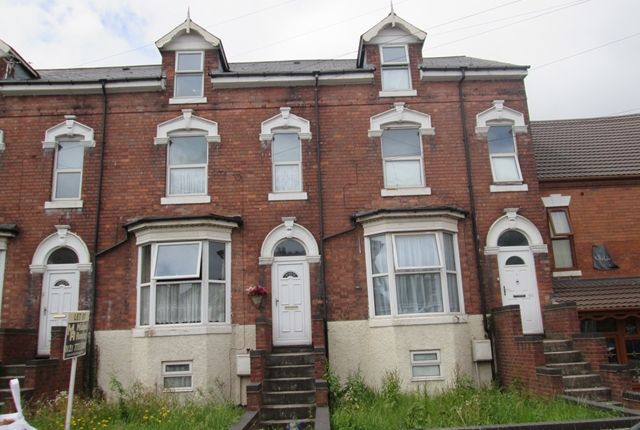 Thumbnail Flat to rent in Ground Floor Flat, Lyttelton Road, Stechford