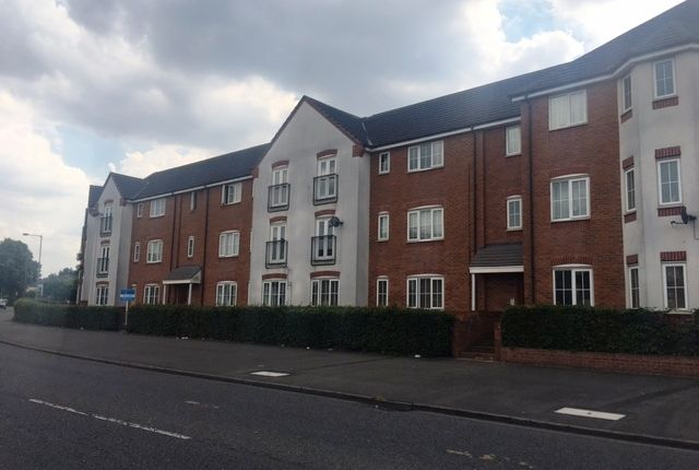 Thumbnail Flat to rent in Walker Road, Walsall