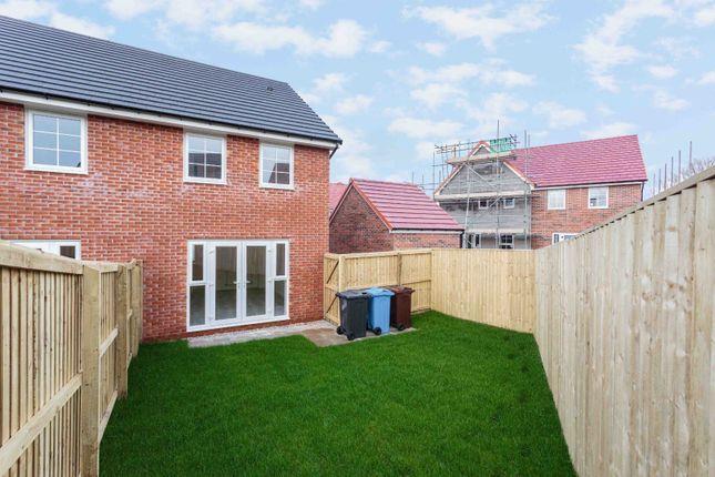 Rear Aspect of Wood Close, Kirkham, Lancashire PR4