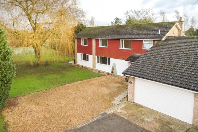 Thumbnail Detached house for sale in Bell Leys, Wingrave, Aylesbury