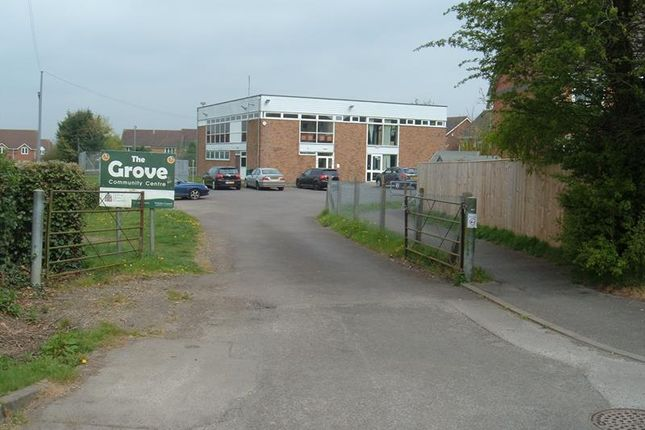 Thumbnail Land for sale in The Former Priestley Youth Centre, Priestley Grove, Calne, Wiltshire