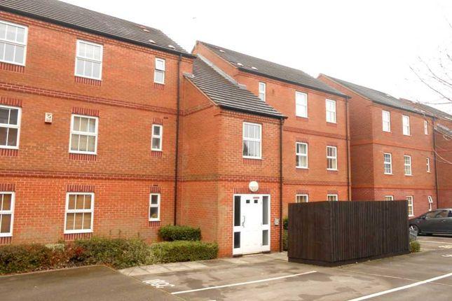Thumbnail Flat for sale in Gilbert Close, Nottingham NG5 5Ur