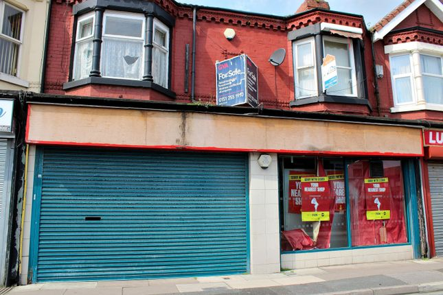 Thumbnail Property to rent in Rawson Road, Seaforth, Liverpool