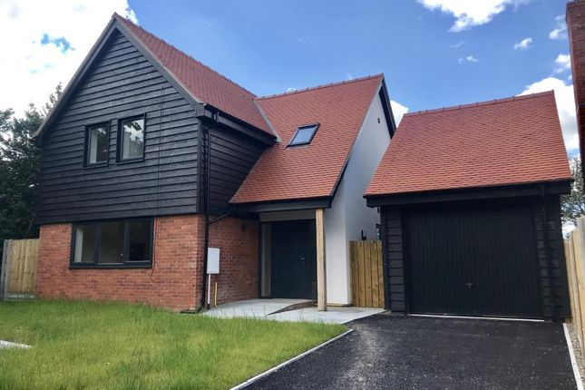 Thumbnail Detached house for sale in Pembridge, Herefordshire