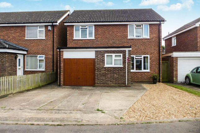 Thumbnail Detached house for sale in Kingsmith Drive, Raunds, Wellingborough