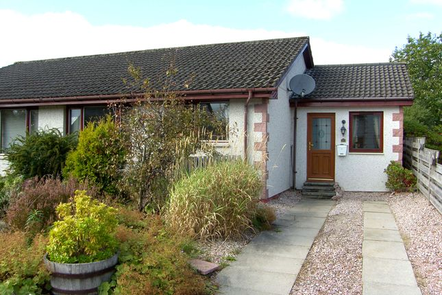 Thumbnail Semi-detached bungalow for sale in Hillside Avenue, Kingussie