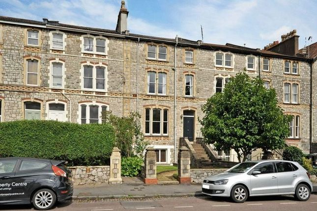Thumbnail Flat to rent in Chandos Road, Redland, Bristol