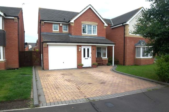 Thumbnail Detached house to rent in Talisman Way, Blyth