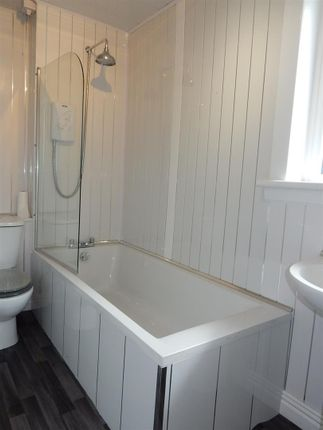 Thumbnail End terrace house to rent in Denholm Drive, Wishaw
