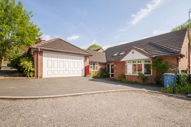 Thumbnail Detached house for sale in Clipstone Drive, Forest Town, Mansfield