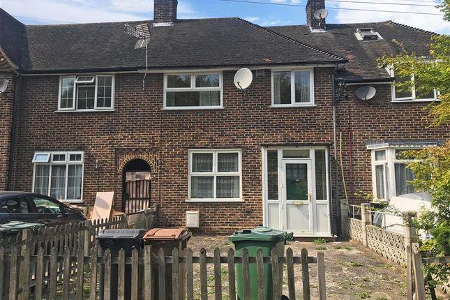 2 bed terraced house for sale in Hornbeam Grove, London E4
