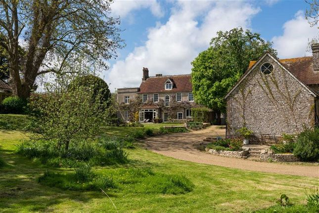 Thumbnail Detached house for sale in The Street, Rodmell, East Sussex
