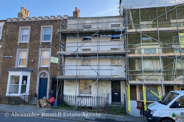 Thumbnail Terraced house for sale in Trinity Square, Margate