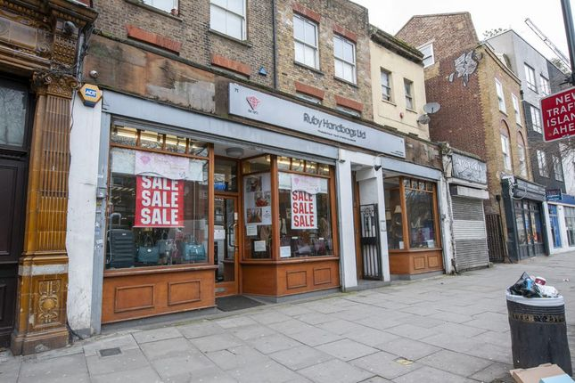 Thumbnail Industrial to let in London Terrace, Hackney Road, London