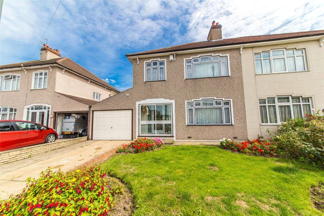 Thumbnail Semi-detached house for sale in Long Lane, Bexleyheath, Kent