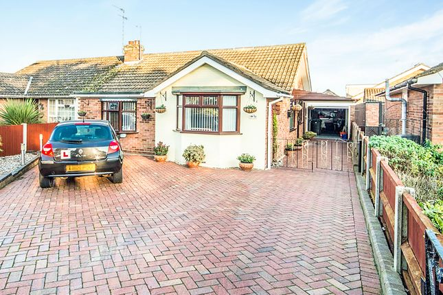 Thumbnail Semi-detached bungalow for sale in Ormesby Road, Caister-On-Sea, Great Yarmouth
