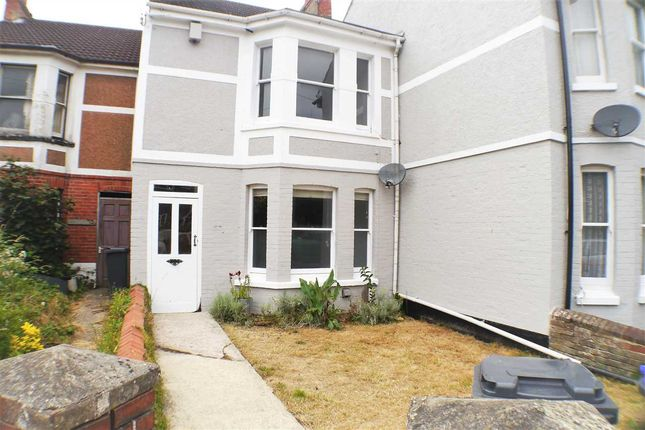 Thumbnail Terraced house to rent in Reigate Road, Worthing