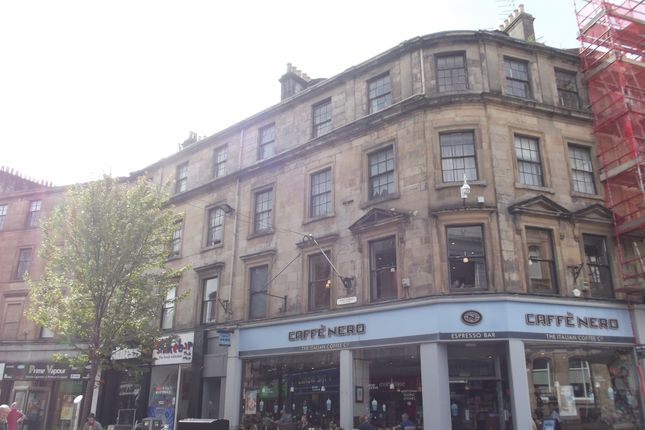 Thumbnail Flat for sale in Port Street, Stirling