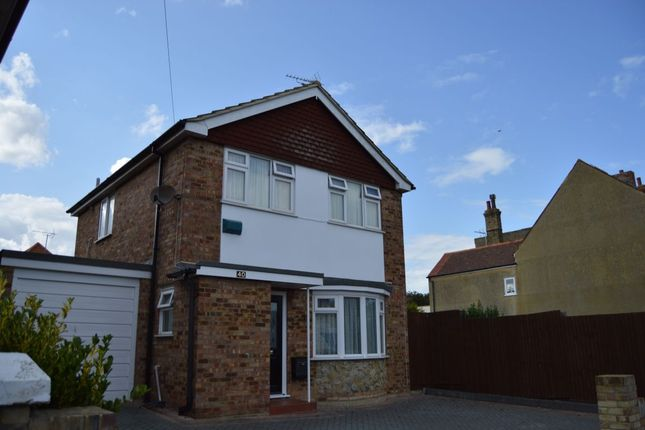 Thumbnail Detached house for sale in Victoria Avenue, Westgate-On-Sea