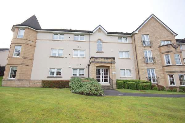 Thumbnail Flat for sale in 56 Stonelaw Drive, Rutherglen, Glasgow